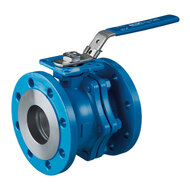 Ball Valves with Flange Connection
