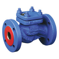 Non-return Valves with Flange Connection