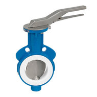 Butterfly Valves with PTFE Seat