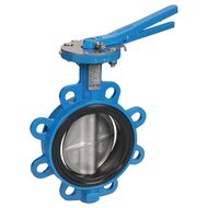 Butterfly Valves with Rubber Seat