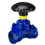 Diaphragm Valves with Threaded Connection