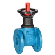 Rayon heating patent valve