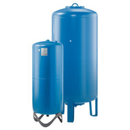 Pressure expansion vessels