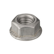 Hexagonal flange nuts