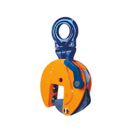 Plate clamps and hoisting clamps