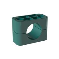 Schellenkörper - Für Schläuche/Kabel mit Innenfläche glatt