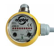 Calorimetric flow meters