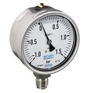 Pressure metres