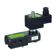 Pilot valves Namur 3- and 5-way