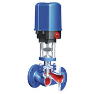 Electrically Operated Control Valves