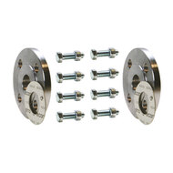 Set Of Fixed Flanges with Accessories