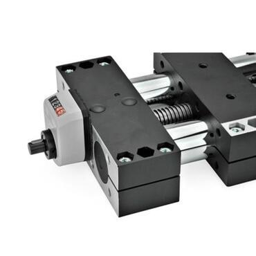 Montage-Sets GN491.1 für Stellungsanzeiger