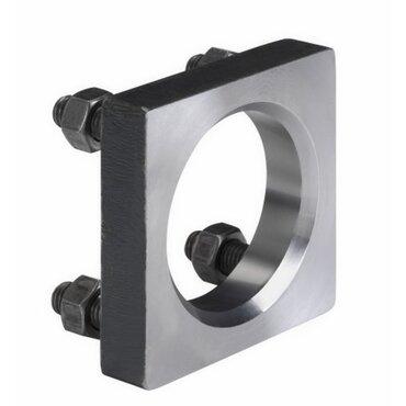 Counter flange fig. 1195 type A steel welded-on flange flat