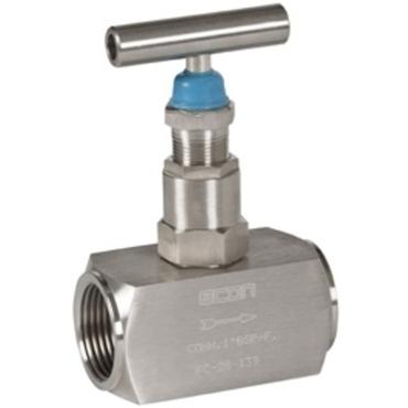 Needle valve fig. 226 stainless steel internal thread BSP