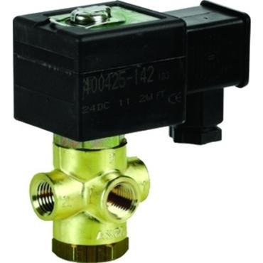 Magneetafsluiter 3/2 fig. 33212 serie 320 messing