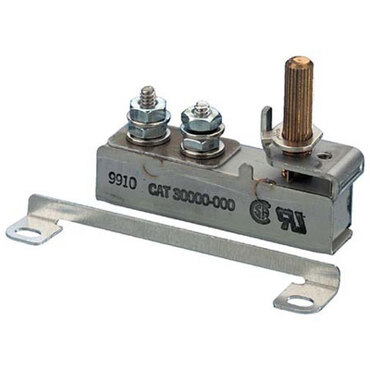 Oberfläche Thermostat fig. 3811 Typ 30000