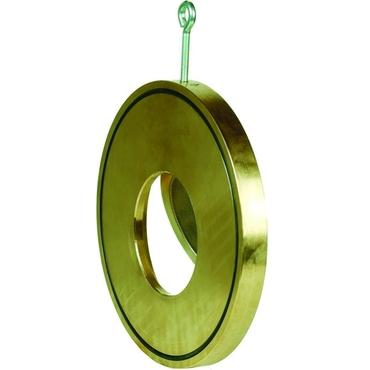 Clapet anti-retour entre brides fig. 69 bronze
