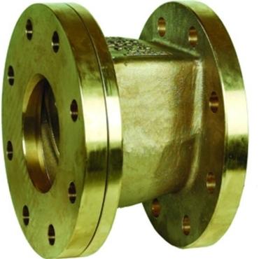 Check valve fig. 71 bronze flange