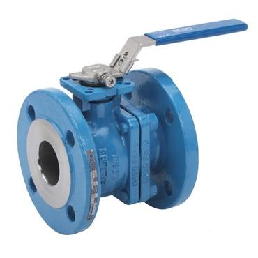 Ball valve fig. 72491 steel Kalrez flange