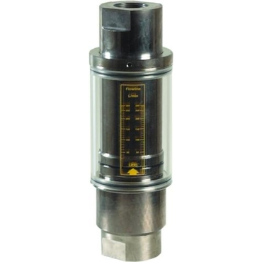 VA liquid flow meter type 8152