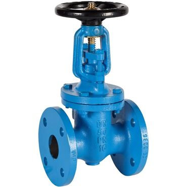 Gate valve fig. 1800 cast iron flange