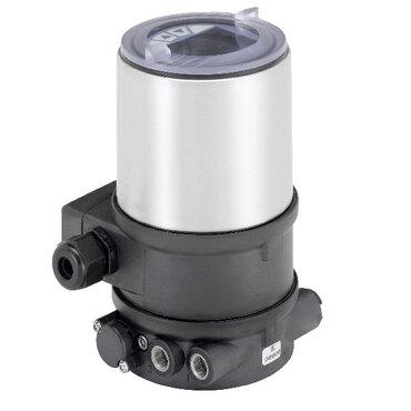 Positioner fig. 8692 serie Topcontrol voor pneumatisch bediende tweeweg regelklep