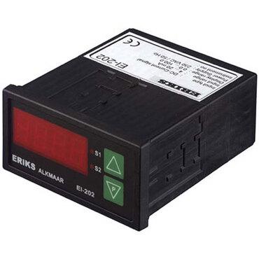 Indicator 202 PT100 + manual -50/+350C
