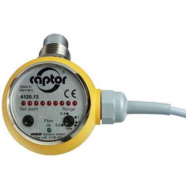 Calorimetric flow meter type F4120 - 24VDC