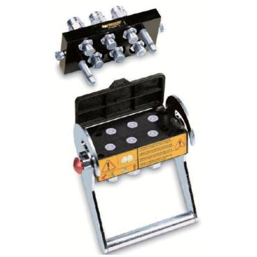 Schnellkupplung 2P606606-6-12G M C