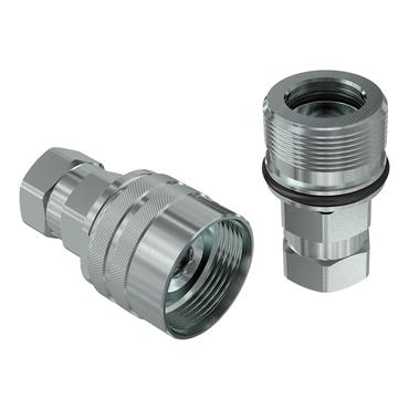 Schnellkupplung CVV Serie ISO14541