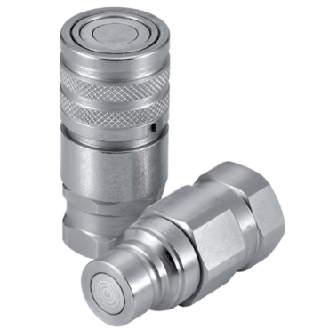 Rapid coupling FFH Serie ISO 16028