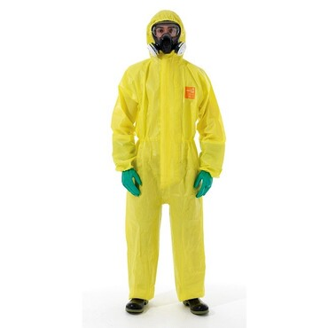 Coverall disposable 3000 Hooded Model 111