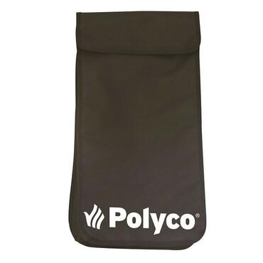 Herbruikbare opbergtas voor electricien handschoen