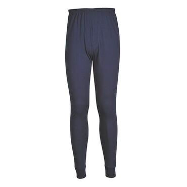 Flame retardant leggings FR14 navy blue