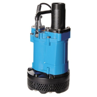 Submersible pump KTV project dewatering