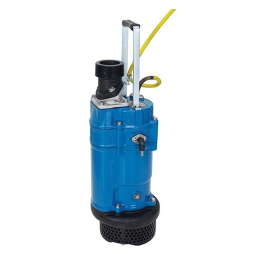 Submersible pump KTZE project dewatering
