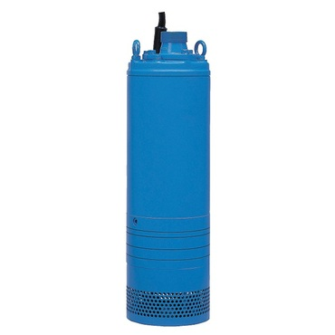 Submersible pump LH project dewatering
