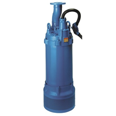 Submersible pump LH-W project dewatering