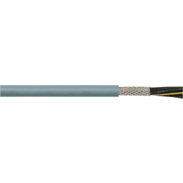 Insulated copper braided flexible control cable PVC type CY