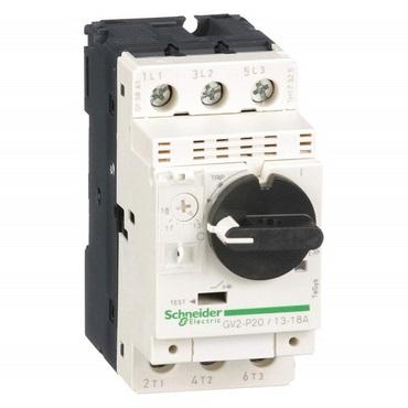Telemecanique Motor Circuit Breaker - GV2P20
