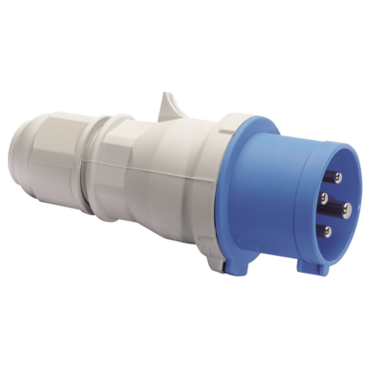 Quick Connect Phase Inverter Plug With Multi Grip Gland