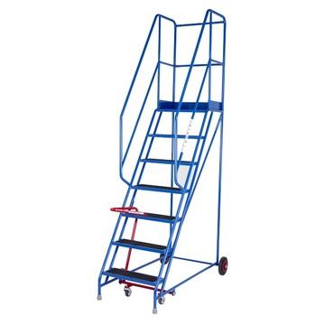 BS mobile safety steps - anti slip treads