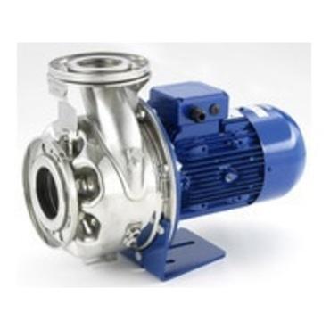 End suction pump, ESH series AISI 316