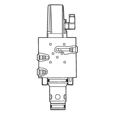 Misc Valve HTF CVUA-6-PDN-2-M-U-D-20