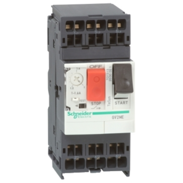 Thermal magnetic circuit breaker, Tesys