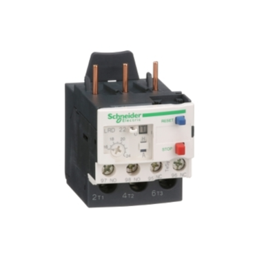 Relay TeSys LRD Differential Thermal Overload 16…24A