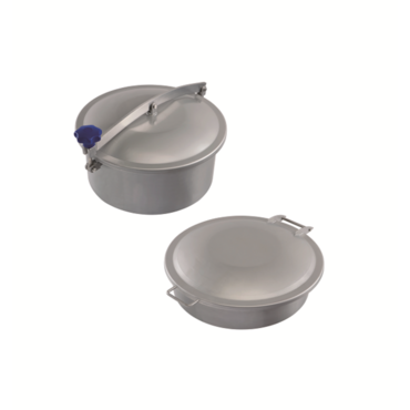 Manhole LKDC 306 DN100 EPDM Stainless Steel 316L