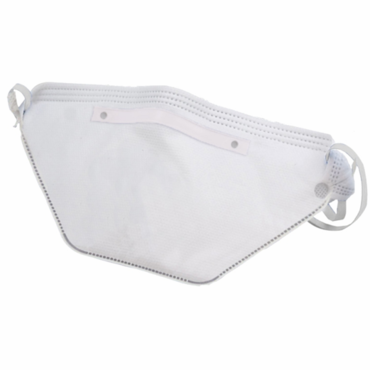 Dust Mask FFP2 Horizontal Folding Bag of 25