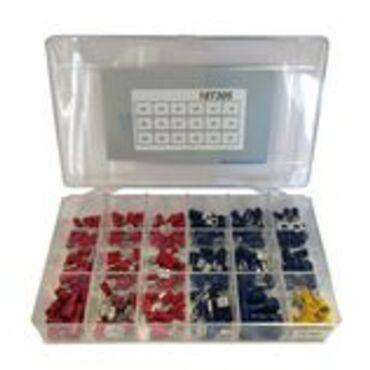 Plastic assortment box