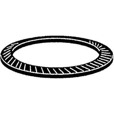 Borgveerring type S Veerstaal
